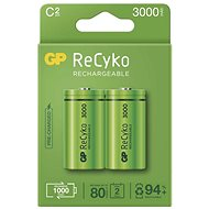 GP ReCyko 3000 C (HR14), 2 pcs - Rechargeable Battery
