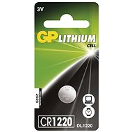 GP CR1220 1 pc - Disposable Battery