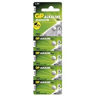 GP LR41 (192F) Alkaline 5pcs in blister pack - Button Cell