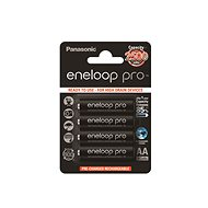 Panasonic eneloop for AA NiMh 2500mAh 4pcs - Rechargeable Battery
