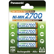 Panasonic Eneloop HR6 AA 3HGAE/4BE HICAP 2700 - Rechargeable Battery