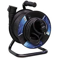 Emos Rubber Extension Cable Reel - 25m