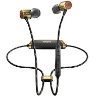 House of Marley Uplift 2 Wireless - brass - Headphones with Mic