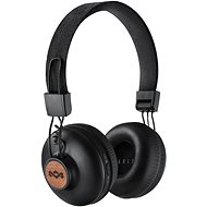 Headphones with Mic House of Marley Positive Vibration 2 wireless - signature black - Bezdrátová sluchátka