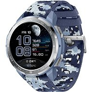 HONOR Watch GS Pro (Kanon-B19A) Camo Blue - Smartwatch