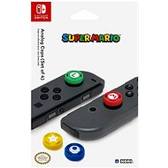 HORI Joy-Con Analog Stick Caps Super Mario - Nintendo Switch - Accessories