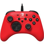 HORIPAD Wired Controller Red - Nintendo Switch - Controller