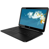 HP 250 G6 Black - Laptop