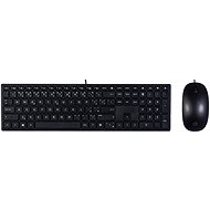 HP Pavilion Deskset 400 CZ - Mouse/Keyboard Set