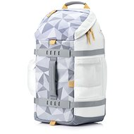 """HP Odyssey Backpack Facets White 15.6"""" - Laptop Backpack"""