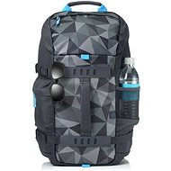 "HP Odyssey Backpack Facets Grey 15.6"" - Laptop Backpack"