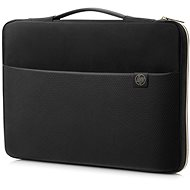 """HP Carry Sleeve Black/Gold 14"""" - Laptop Case"""