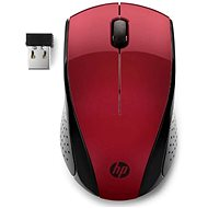 HP Wireless Mouse 220 Red - Mouse