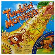 Mattel - Falling Monkeys - Board Game
