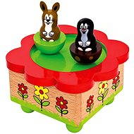 Bino Music Box - Mole - Game set