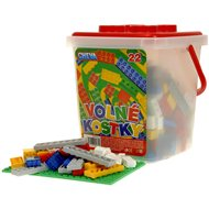 Cheva 22 Free Blocks in Bucket - Building Kit
