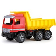 Lena Mercedes tipper lorry with lock - box - Toy Vehicle