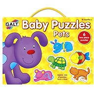 GALT Puzzle for the Smallest - Pets - Puzzle