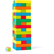 Woody Tower Tony - Colourful - Board Game