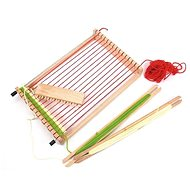 Woody weaving machine with accessories - Educational Toy