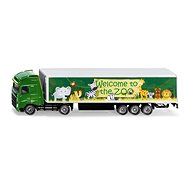 Siku Blister – Articulated truck with trailer - Metal Model