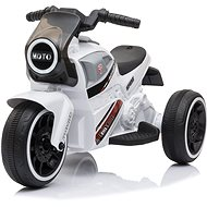STX Electric Tricycle, White