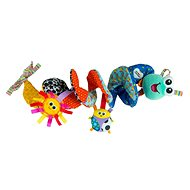 Lamaze Fold and Go Activity Friends - Toddler Toy