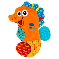 Lamaze Crinklies Seymour the Seahorse - Toddler Toy