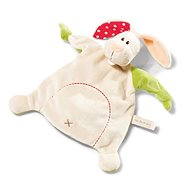 NICI Cuddling Blanket with Rabbit - Toddler Toy