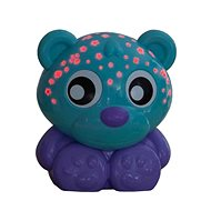 Playgro Sleeping Lamp Teddy Bear with Green Projector - Toddler Toy