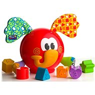 Playgro Inserting Elephant with Shapes - Toddler Toy