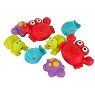 Playgro Animals in the Bath - Water Toy