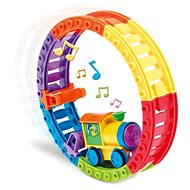 Toomies Circular Track with Contraption - Toddler Toy