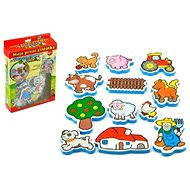 Teddies Water stickers My First Animals - Water Toy