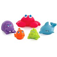 Playgro - Marine Animals 5pcs - Water Toy