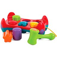 Playgro - Shapes with shapes