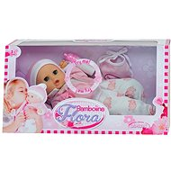 Bambolina Flora Doll with 50 Czech words - Doll