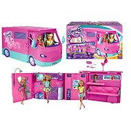 Sparkle Girlz Campervan living room for dolls - Doll Accessory
