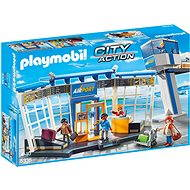 Playmobil 5338 Airport with Control Tower - Building Kit
