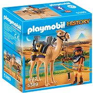 Playmobil 5389 Egyptian Warrior with Camel - Building Kit