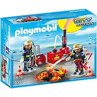Playmobil Firefighting Operation with Water Pump 5397 - Building Kit
