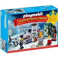 """Playmobil 9007 Advent cal. """"Police intervention in jewellery shop"""" - Building Kit"""