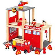 Bino Fire Station - Game set
