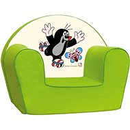 Bino Armchair Green - Mole - Children's Furniture