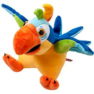 Oskar the Parrot - Plush Toy