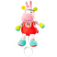 Nuk Pool party - Musical Pullstring Hippo - Toddler Toy
