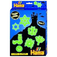 Gift set iron-on beads - Glow in the dark - Creative Kit