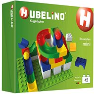 Hubelino Ball Track - Set With Dice Mini 45 Pieces