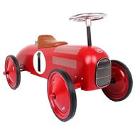 Metal bounce - Old racing car red - Balance Bike/Ride-on