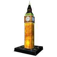 Ravensburger 3D 125883 Big Ben (Night Edition) - Puzzle